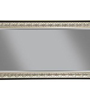 Sandberg Furniture Wall Monaco Full Length Leaner Mirror Antique SilverBlack 0 0 300x333