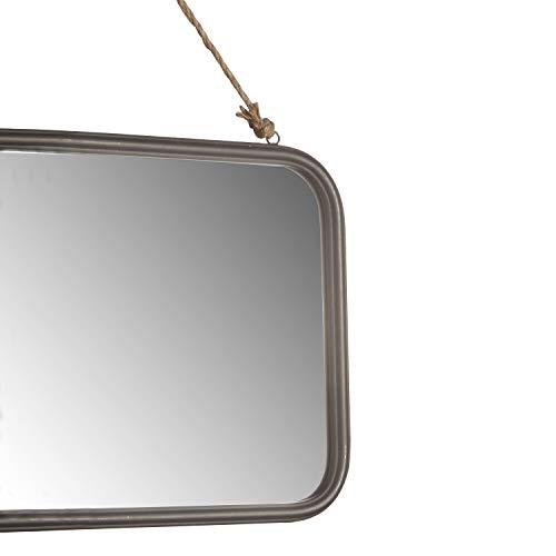 Silverwood Wall Mirror Black 0 1