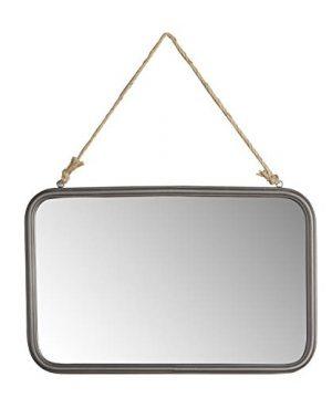 Silverwood Wall Mirror Black 0 300x360