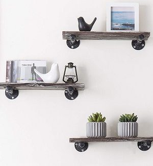 Wood Farmhouse Shelves