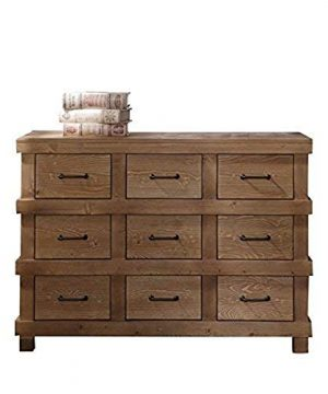 ACME Adams Antique Oak Dresser 0 300x360