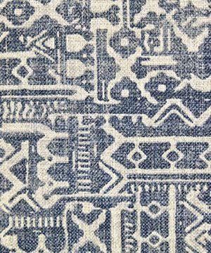 Amazon Brand Stone Beam Casual Global Throw Pillow 20 X 20 Inch Dark Denim 0 2 300x360