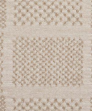 Amazon Brand Stone Beam Casual Woven Square Decorative Throw Pillow 17 X 17 Ivory 0 1 300x360