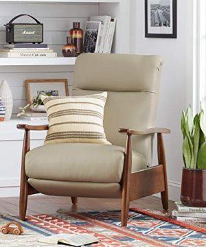 Amazon Brand Stone Beam Modern Striped Throw Pillow 18 X 18 Inch Olive Multi 0 3 300x360