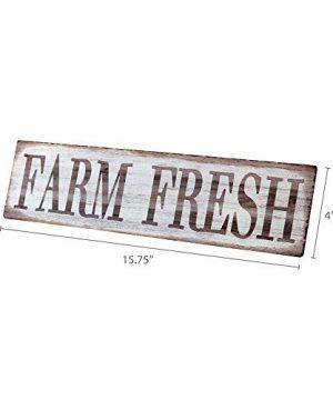 Barnyard Designs Farm Fresh Retro Vintage Tin Bar Sign Country Home Decor 1575 X 4 0 3 300x360