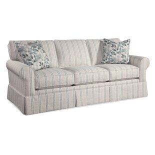 Benton+86+Rolled+Arm+Sofa