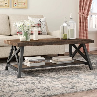 Brown Silvis Coffee Table