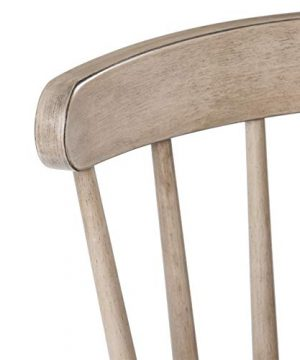 Christopher Knight Home Mia Farmhouse Spindle Back 30 Rubberwood Swivel Barstools Set Of 2 Aged Gray 0 5 300x360