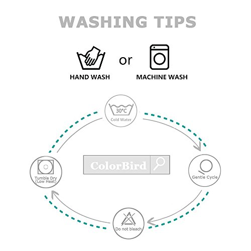 ColorBird Stitching Tassel Tablecloth Heavy Weight Cotton Linen Fabric Dust Proof Table Cover For Kitchen Dinning Tabletop Decoration RectangleOblong 55 X 86 Inch Linen 0 4