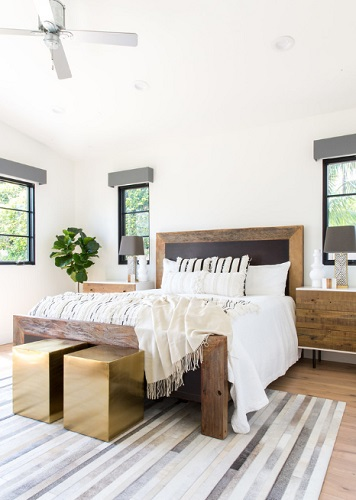 Costa Mesa Industrial Farmhouse by Lindye Galloway Interiors