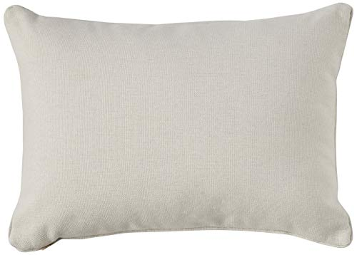 Creative Co Op Cotton Blend Pillow Its Another I Love You Kind Of Day Gray 0 0