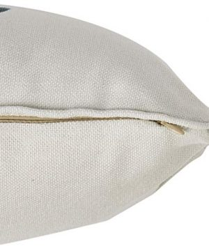 Creative Co Op Cotton Blend Pillow Its Another I Love You Kind Of Day Gray 0 1 300x360