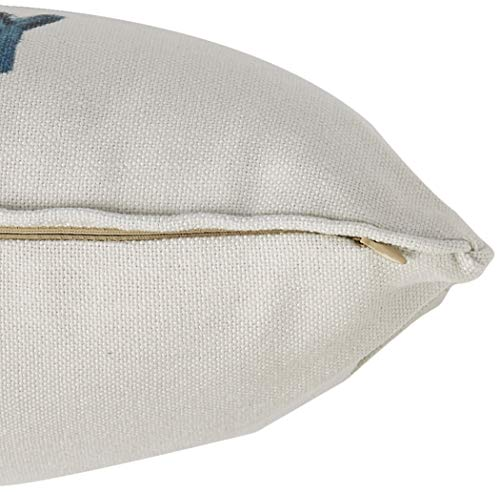 Creative Co Op Cotton Blend Pillow Its Another I Love You Kind Of Day Gray 0 1