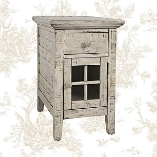 Eau Claire End Table with Storage