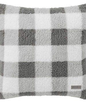 Eddie Bauer Snowfield Throw Pillow 20x20 Lt Pastel Grey 0 300x360