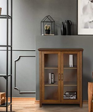 Elegant Home Fashion Anna Floor Cabinet With 2 Door 0 0 300x360