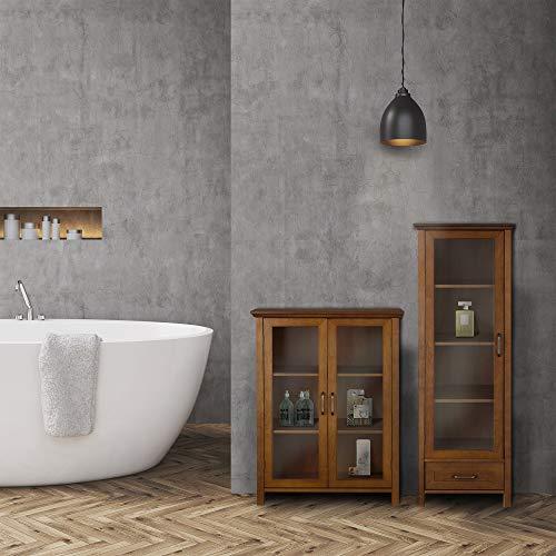 Elegant Home Fashion Anna Floor Cabinet With 2 Door 0 1