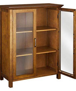 Elegant Home Fashion Anna Floor Cabinet With 2 Door 0 3 300x360