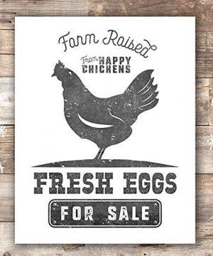 Farmhouse Decor Kitchen Art Prints Set Of 4 Unframed 8x10s 0 0 300x360