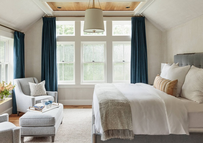 Fresh Berkshire Farmhouse by Jess Cooney Interiors
