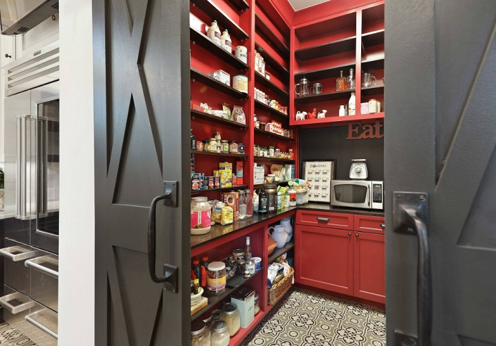 Home Tex Homes Pantry by HomeTex Homes