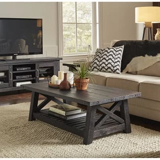 Langsa Solid Wood Coffee Table