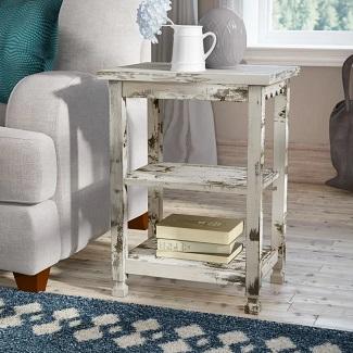 Mangum 2 Shelf Accent Table