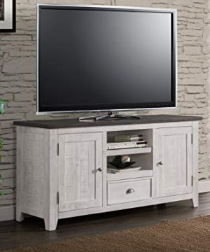 Martin Svensson Home Monterey TV Stand White With Grey Top 0 1 300x360