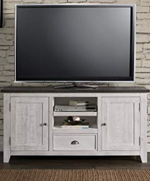 Martin Svensson Home Monterey TV Stand White With Grey Top 0 2 300x360