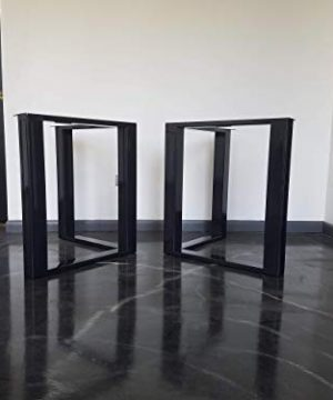 Metal Table Legs HD Triangular Style Any Size And Color 0 0 300x360