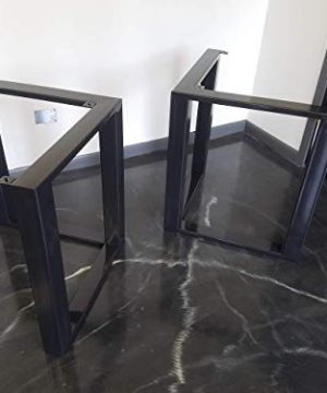 Metal Table Legs HD Triangular Style Any Size And Color 0 1 300x360