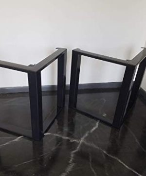 Metal Table Legs HD Triangular Style Any Size And Color 0 2 300x360