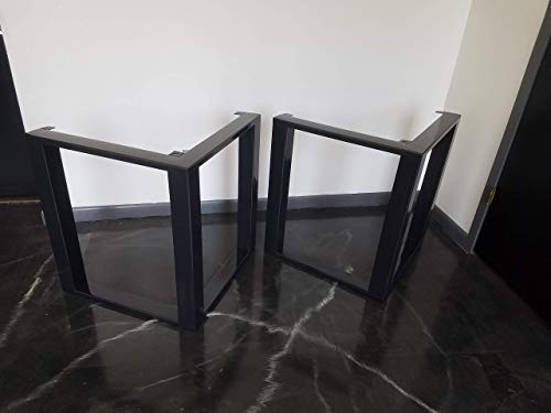 Metal Table Legs HD Triangular Style Any Size And Color 0 2