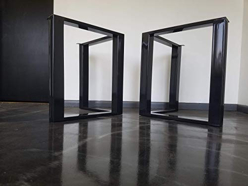 Metal Table Legs HD Triangular Style Any Size And Color 0 3