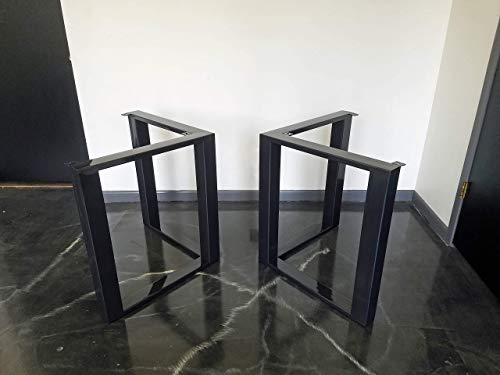 Metal Table Legs HD Triangular Style Any Size And Color 0