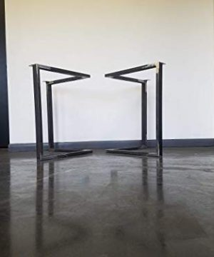 Metal Table Legs Triangular Style Any Size And Color 0 1 300x360