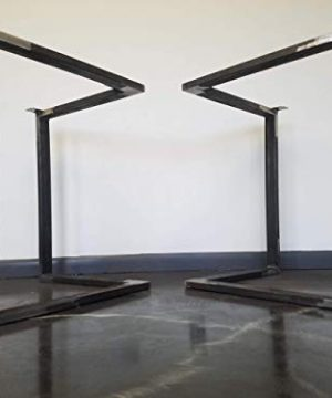 Metal Table Legs Triangular Style Any Size And Color 0 300x360