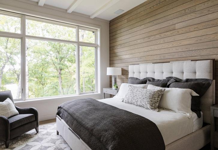 Mill Spring Modern Farmhouse by Samsel Architects