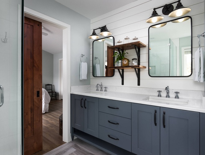 Modern Farmhouse by Rockwood Cabinetry