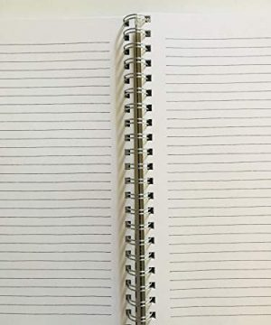 NOTES Rae Dunn Large Hard Cover Spiral Notebook 0 1 300x360