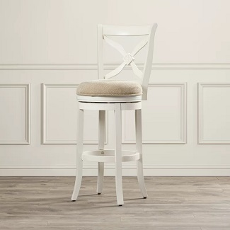 Nasturtium Extral Tall & Bar Swivel Stool