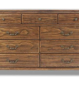 New Classic Furniture Cumberland Bedroom Dresser Antique Pine 0 300x330