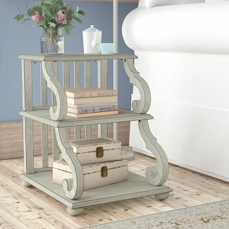 Noisettier End Table With Storage