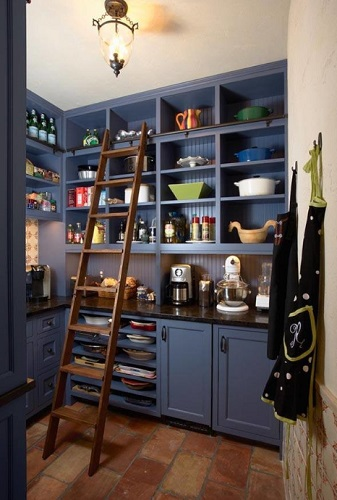 Pantries by Inspired Closets