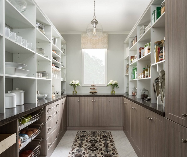 Pantry by The Organized Home