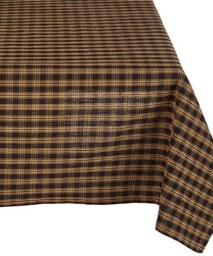 Park Designs Black Sturbridge Table Cloth 54 X 54 0 300x360