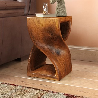 Pelley End Table Accent Table