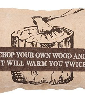 Primitives By Kathy Decorative Chop Your Own Wood Canvas Throw Pillow 15 X 10 Inch 0 300x360