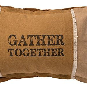Primitives By Kathy Decorative Gather Together Cotton Throw Pillow 19 X 12 Inch 0 0 300x296