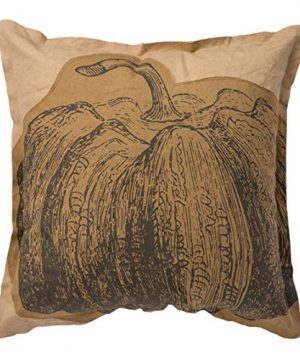 Primitives By Kathy Double Sided Pumpkin Cotton Throw Pillow 18 Inch Square 0 300x360